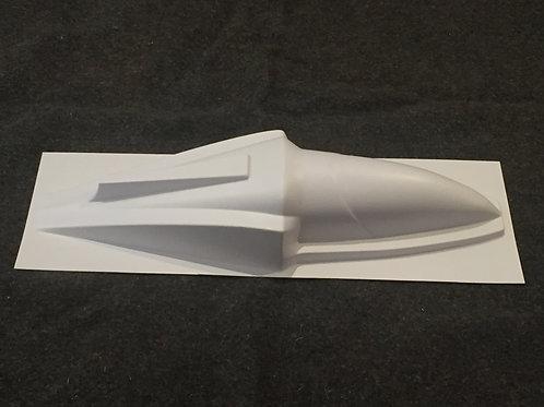 Tail Cone / Rudder Fairing, 20cc DHC-2 Beaver