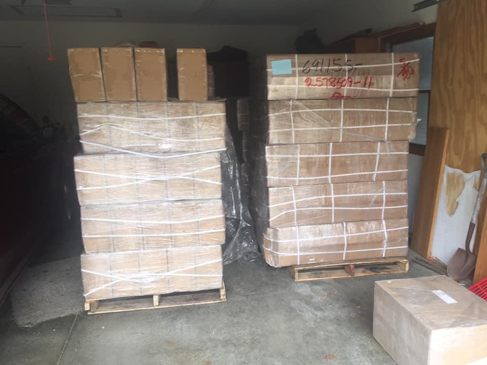 kits in garage