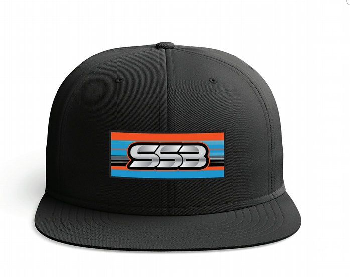 New SSB Hat (snapback or fitted)