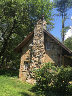 The cottage chimney