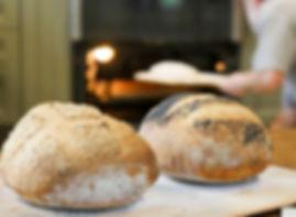 Nothing like fresh homemade bread.