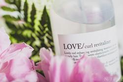 LOVE/ curl revitalizer