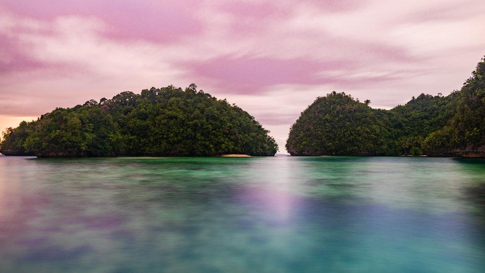 Sub Lagoon Sunset