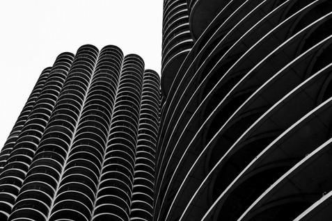 Corn Cob Towers