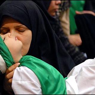 Filistinde Anne olmak