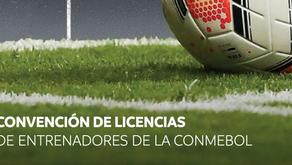 Cursos de licencias de entrenadores de la Convención de CONMEBOL