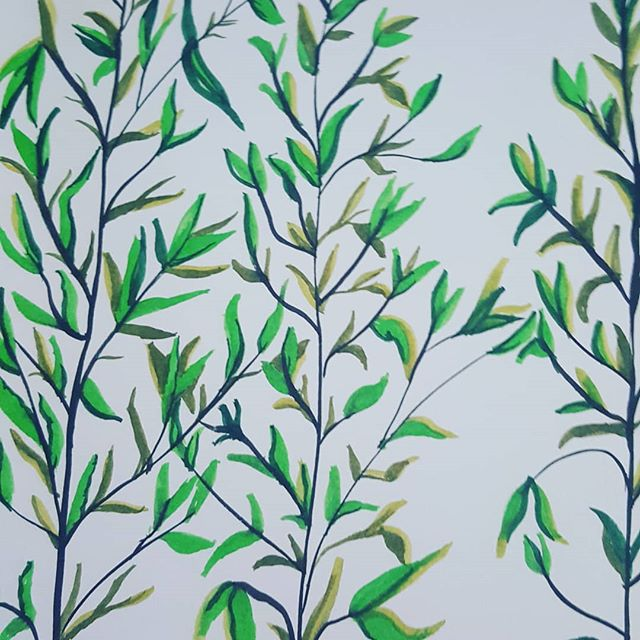 Foliage to use in a design i've been wor