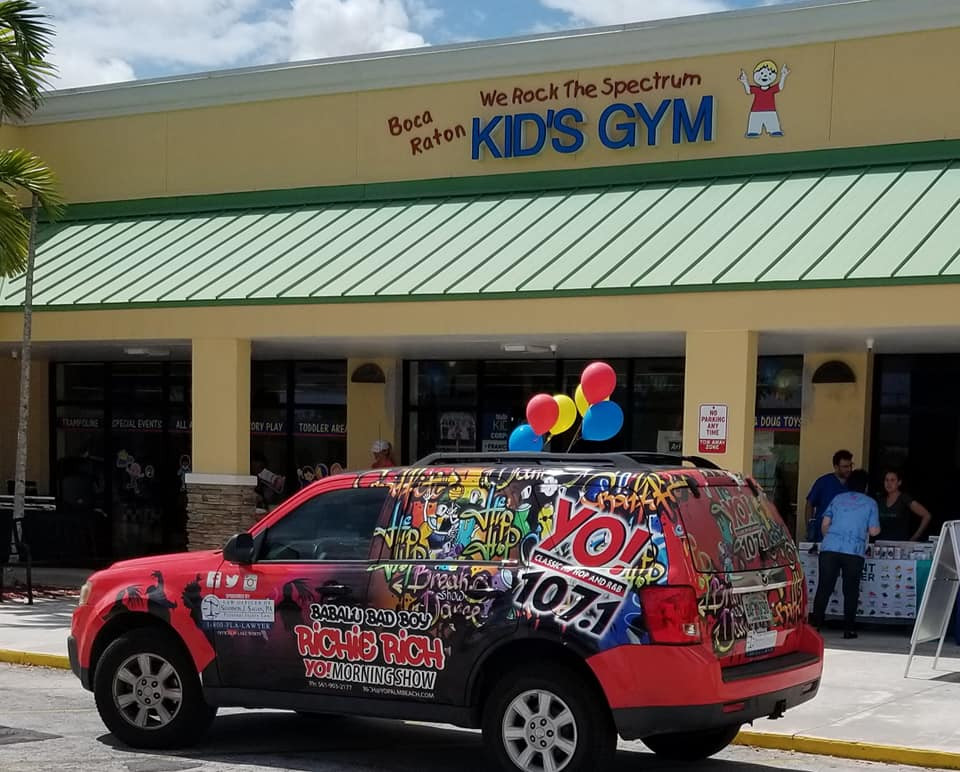 YO Remote Kids Gym