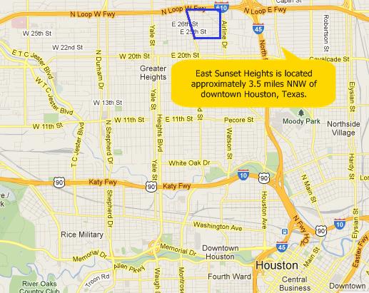 North Houston (Inside 610)