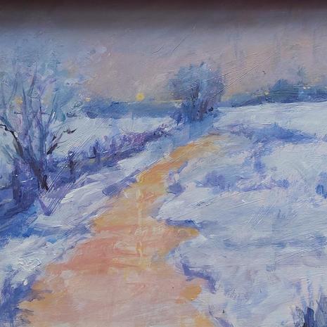 Snowscene