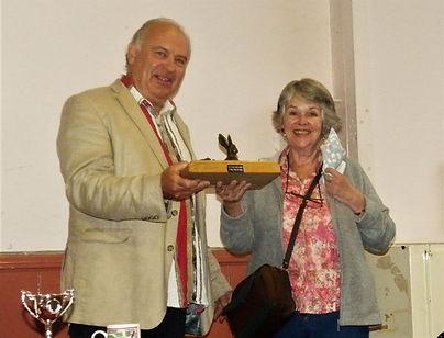 Linda Hampson drawing prize