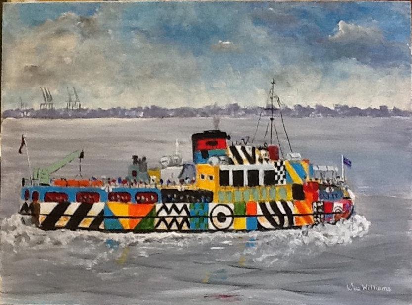 Peter Blake's boat.JPG