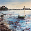 08 Fiona Gale Evening Light  Topsham sal