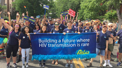 Walk With Atlas at the 2019 Denver Pridefest Parade!