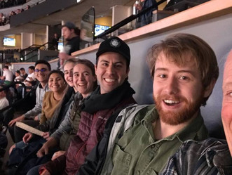 Fun at the Denver Nuggets Game!