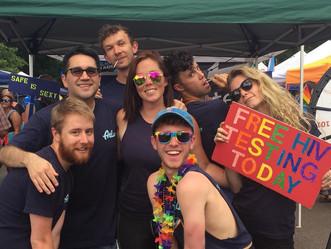 Fun at Longmont Pridefest