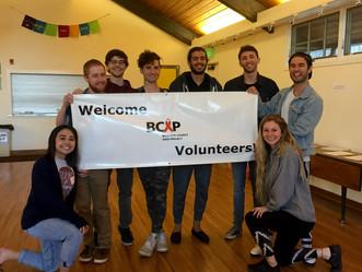 Welcome New Atlas Members & BCAP Volunteers!