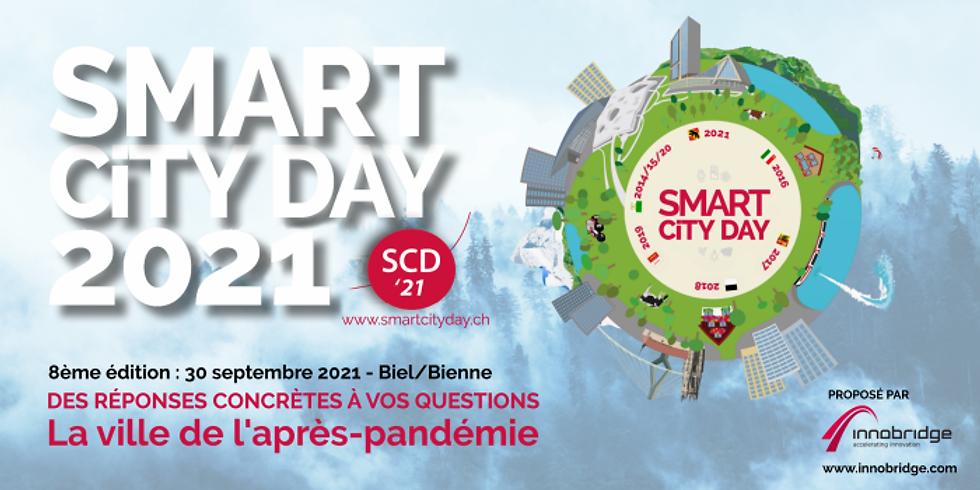Smart City Day #8 - SCD'21