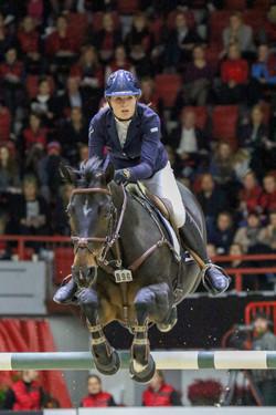Helsinki Horse Show 2015