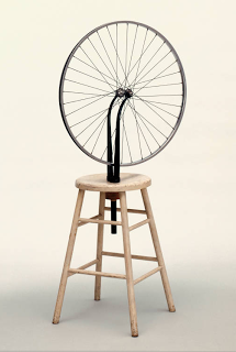Roda de bicicleta   Marcel Duchamps