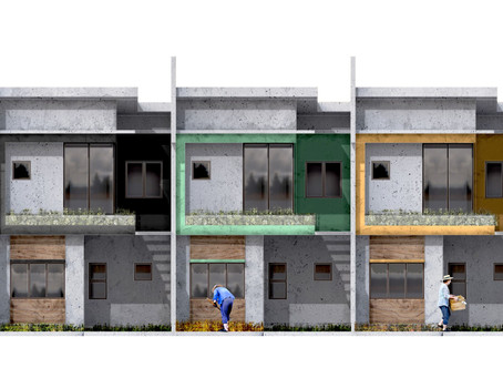 LOW INCOME RESIDENTIAL COMPLEX
