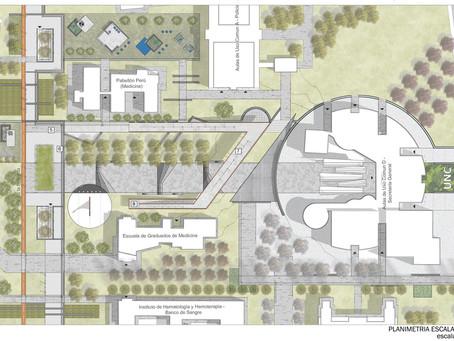 Public Spaces of the National University of Cordoba