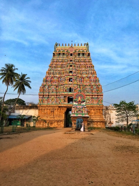 Thenupureshwarar Temple, Patteeswaram.