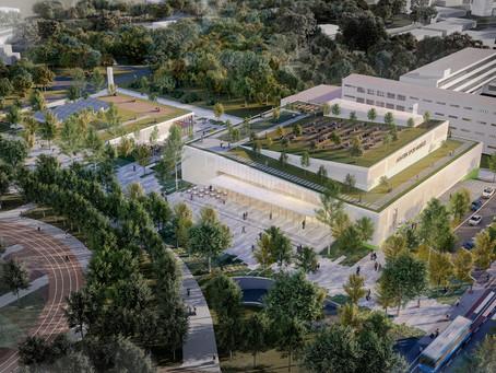 Purchase Prize, Bursa Atatürk Sports Hall National Architectural Project Competition