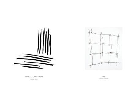 Olivum- A grid of voids along the landscape
