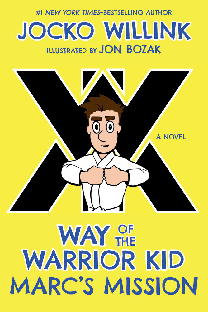 Way of the Warrior Kid: Marc's Mission