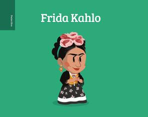 Pocket Bio: Frida Kahlo