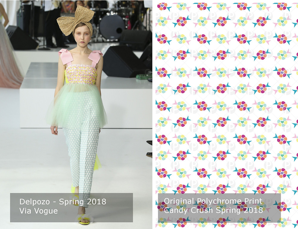 delpozo spring candy crush