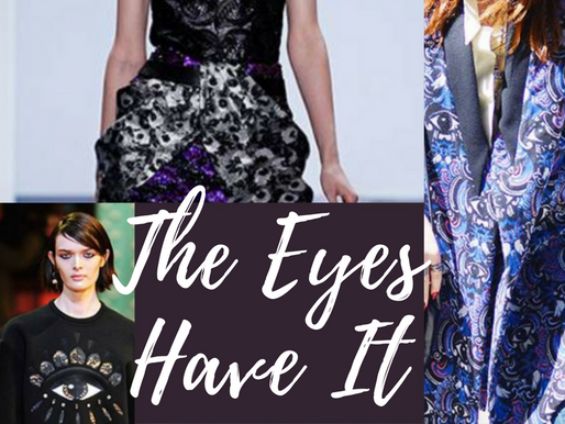 microtrend alert! the EYES have it