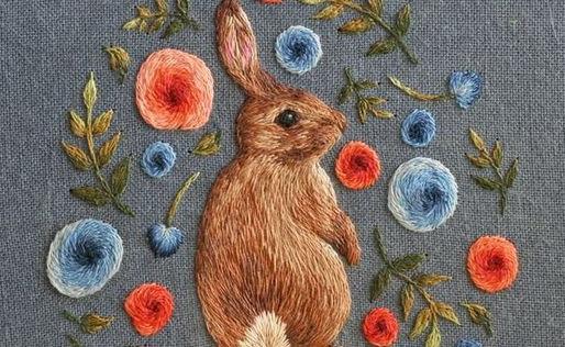 Microtrend Alert: Bunny prints abound!