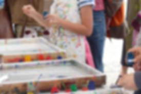 Textilmarkt Benediktbeuern Kinderprogramm