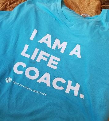 I Am A Life Coach T-Shirt
