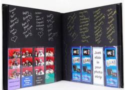 Photo Strip Book