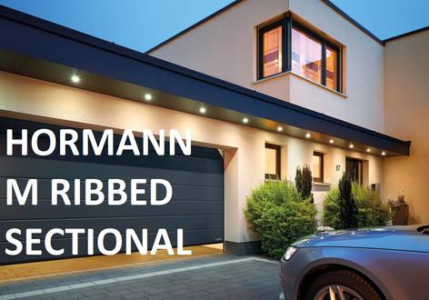 HORMANN M RIBBED