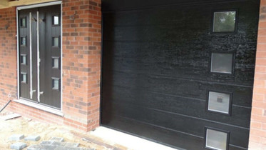 Bespoke Crafted, Stunning Sectional Doors