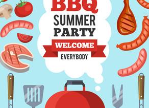 Relaunch Summer BBQ - Post Corona Virus - June 8th *POSTPONED*
