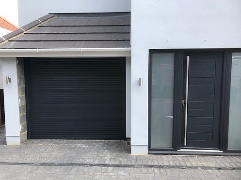 TWF55 Anthracite up to 2440mm Width Delivered