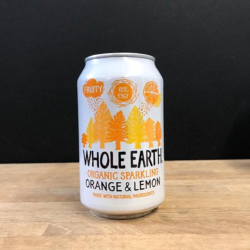 Whole Earth Orange & Lemon
