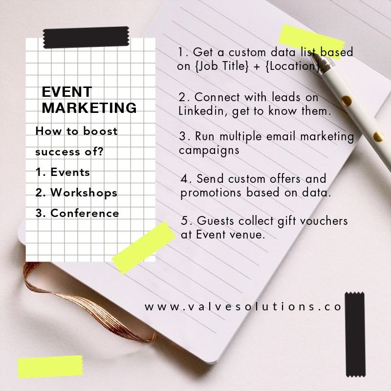 Events, Eventmarketing, Conference, Workshops