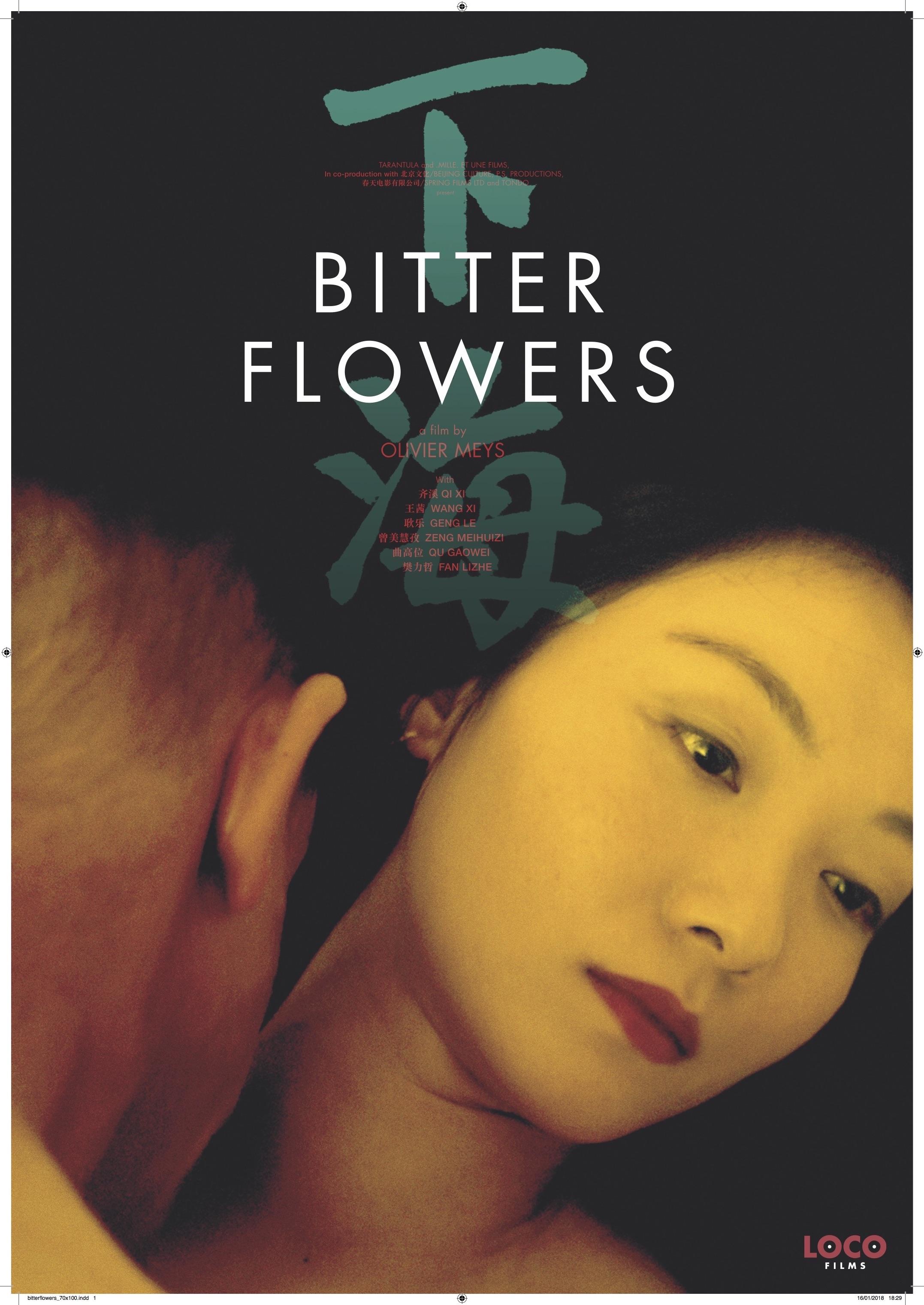 Poster Bitter Flowers
