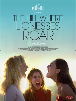 THE HIL WHERE LIONESSES ROAR