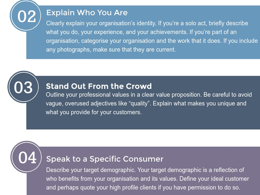 6 Tips On What To Include In The 'About Us' Page On A Website