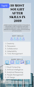 most sought after skills in 2019