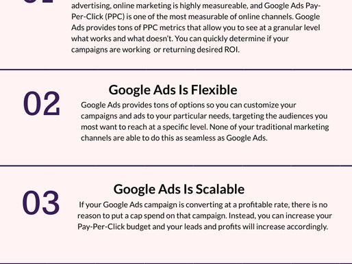5 Reasons To Use Google Ads