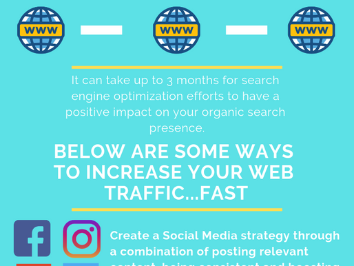 3 Ways To Increase Website Traffic FAST