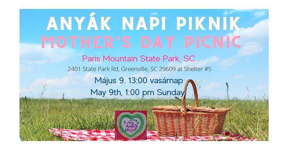 Anyák napi piknik/Mother's Day Picninc